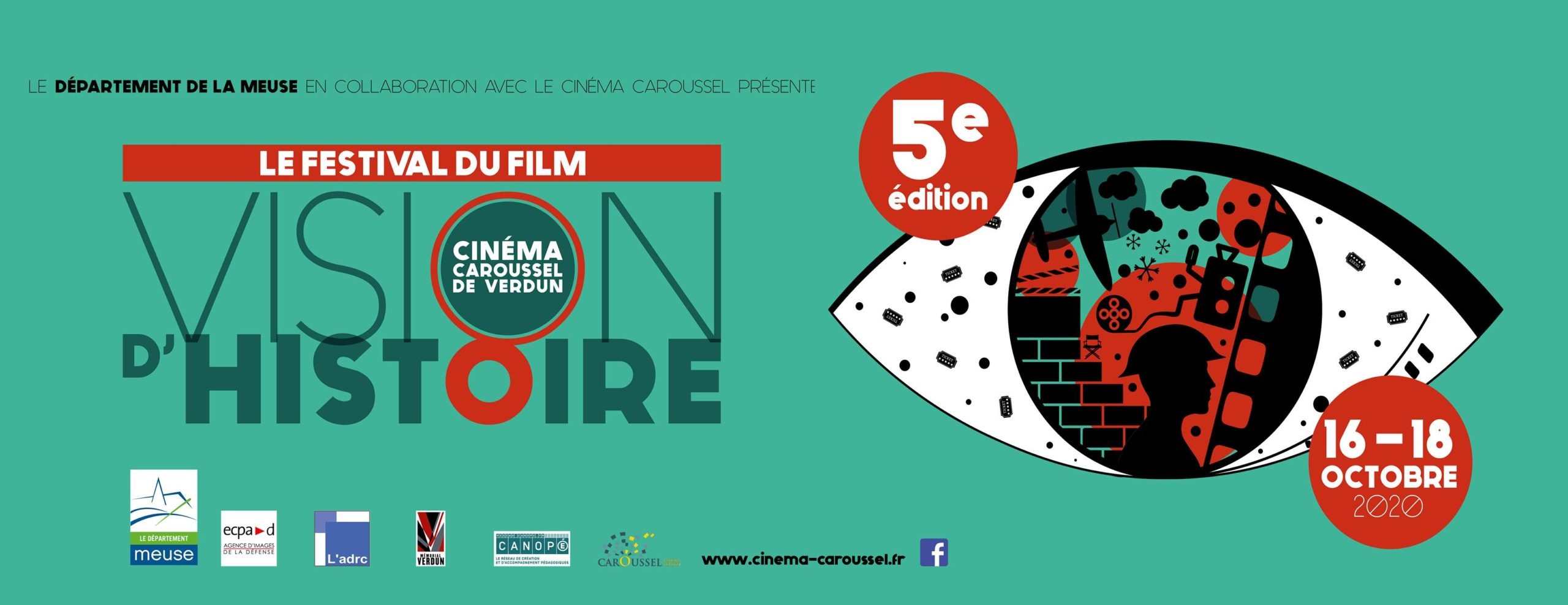 """Read more about the article 5ème édition du festival """"Vision d'Histoire"""" de Verdun"""