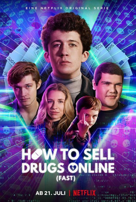 Read more about the article How to Sell Drugs Online (Fast) (Saison 1)