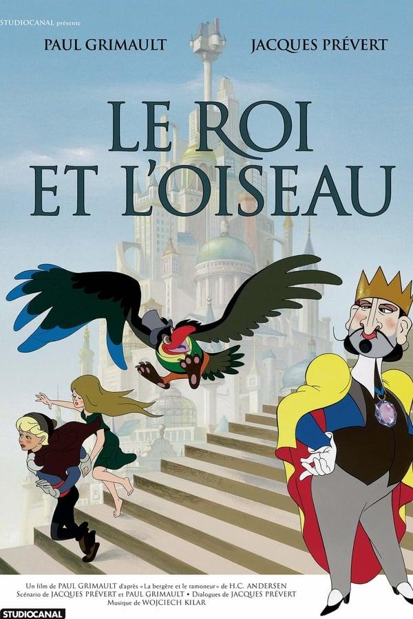 Read more about the article Kids Corner: Le roi et l'oiseau