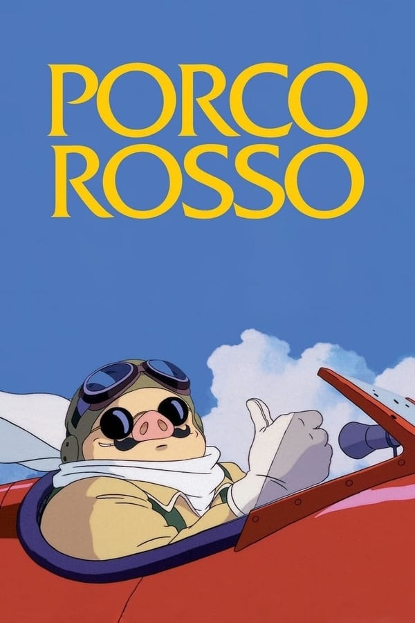 Read more about the article Kids Corner: Porco Rosso
