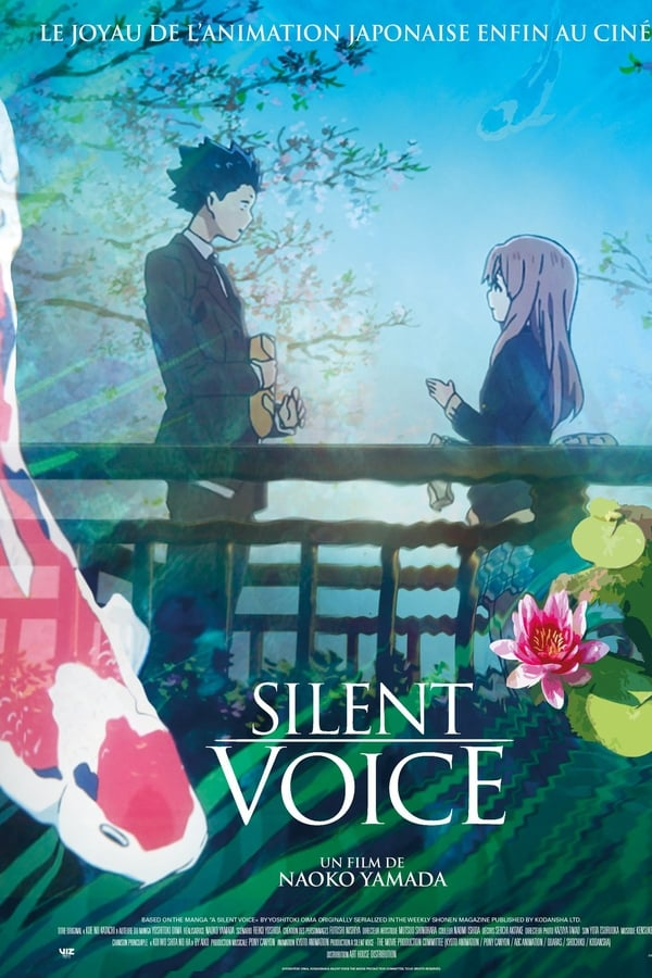 Read more about the article Kids Corner: Silent Voice