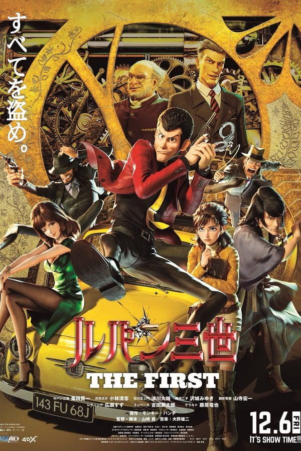 Read more about the article Kids Corner: Lupin III: The First