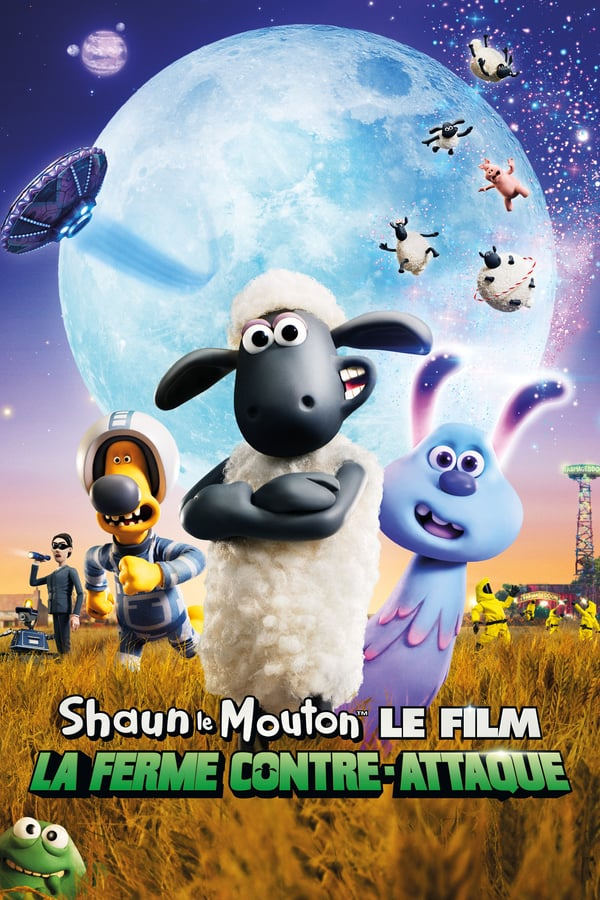 Read more about the article Kids Corner: Shaun le Mouton Le Film: La Ferme Contre-Attaque