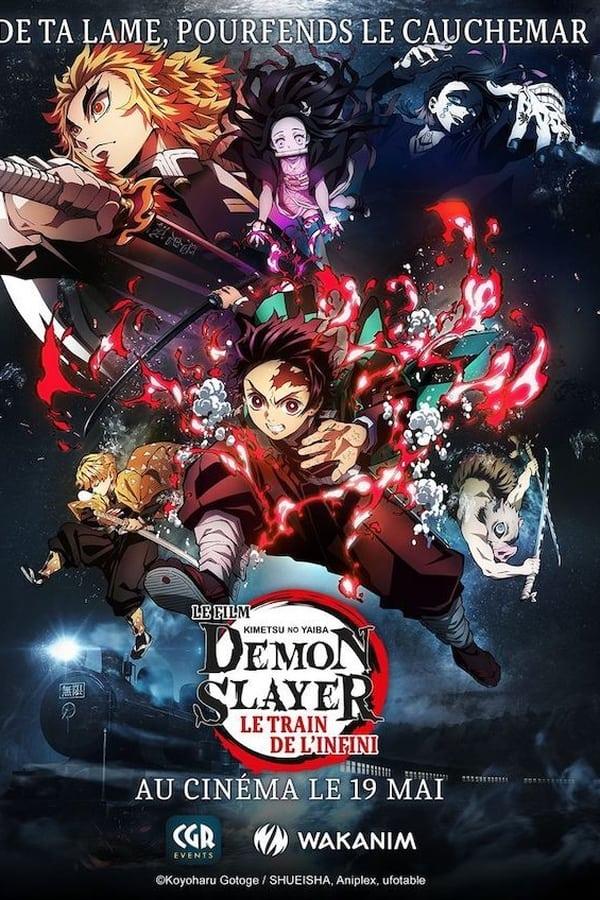 Read more about the article Demon Slayer: Le train de l'infini