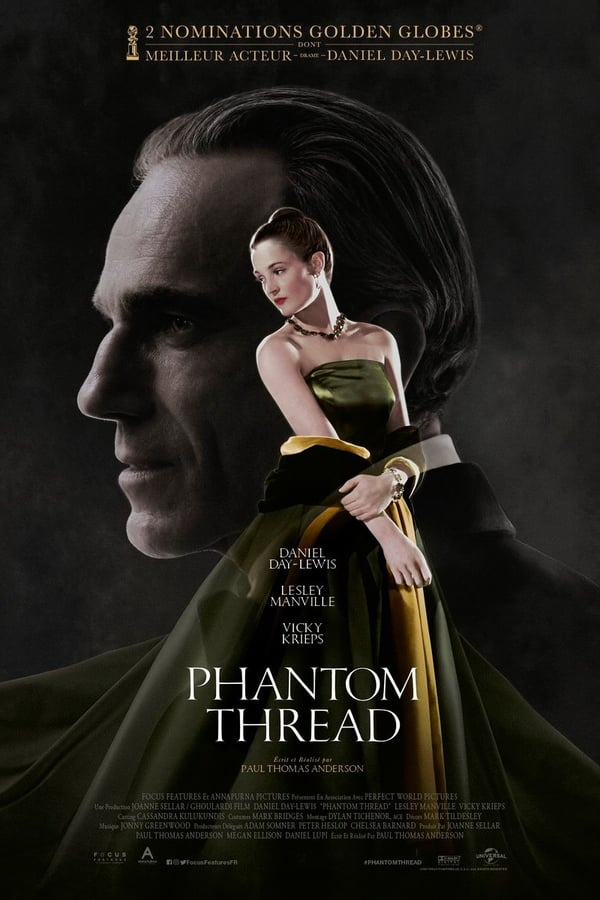 Read more about the article Chronique audio #3: Phantom Thread