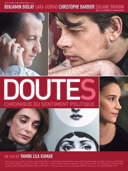Read more about the article Doutes – Chronique du sentiment politique