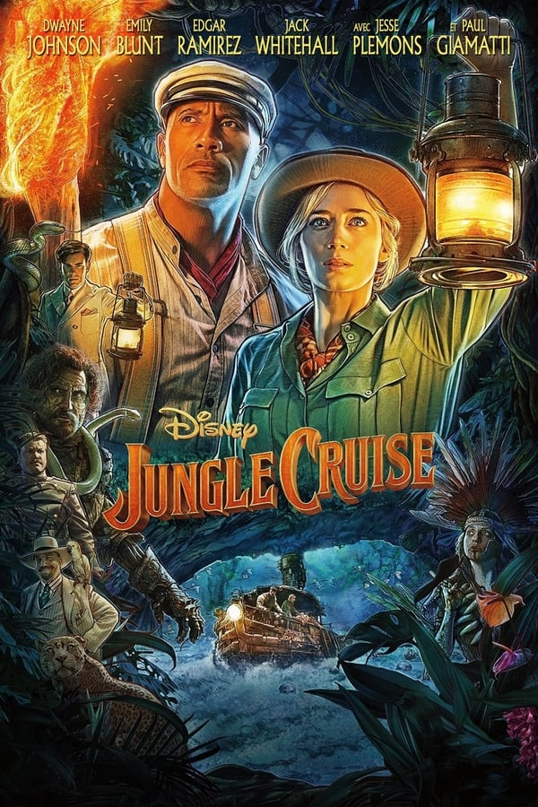 Read more about the article Jungle Cruise