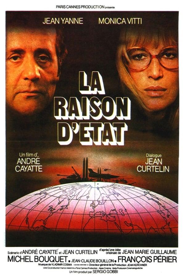 Read more about the article La raison d'État