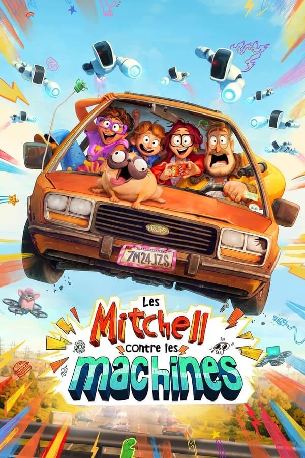 Read more about the article Kids Corner: Les Mitchell contre les machines