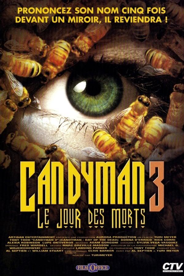 Read more about the article Candyman 3 – Le jour des morts