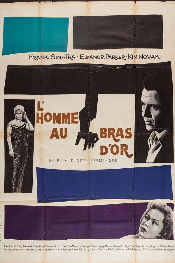 Read more about the article L'Homme au bras d'or